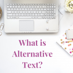 What is Alternative Text?